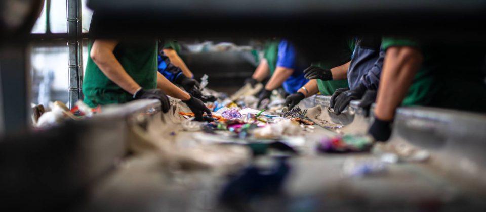 Členové ČAOH pomáhají využít obrovská množství odpadů